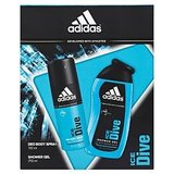 Adidas Ice Dive 150ml Deodorant Spray + 250ml
